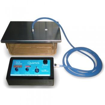 Système d'euthanasie par induction de CO2 Quietek