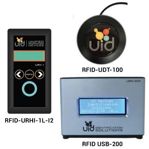Lecteurs - Transpondeurs RFID pour Animaux